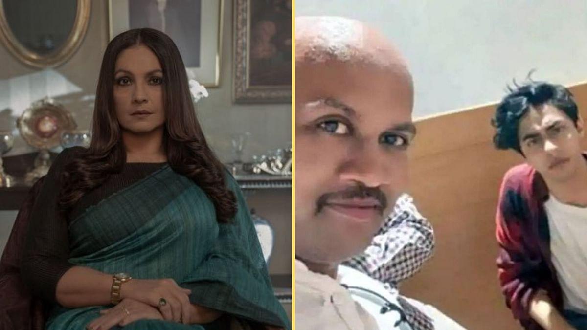 Pooja Bhatt Calls Out NCB & Man Whose Selfie With Aryan Khan Went Viral