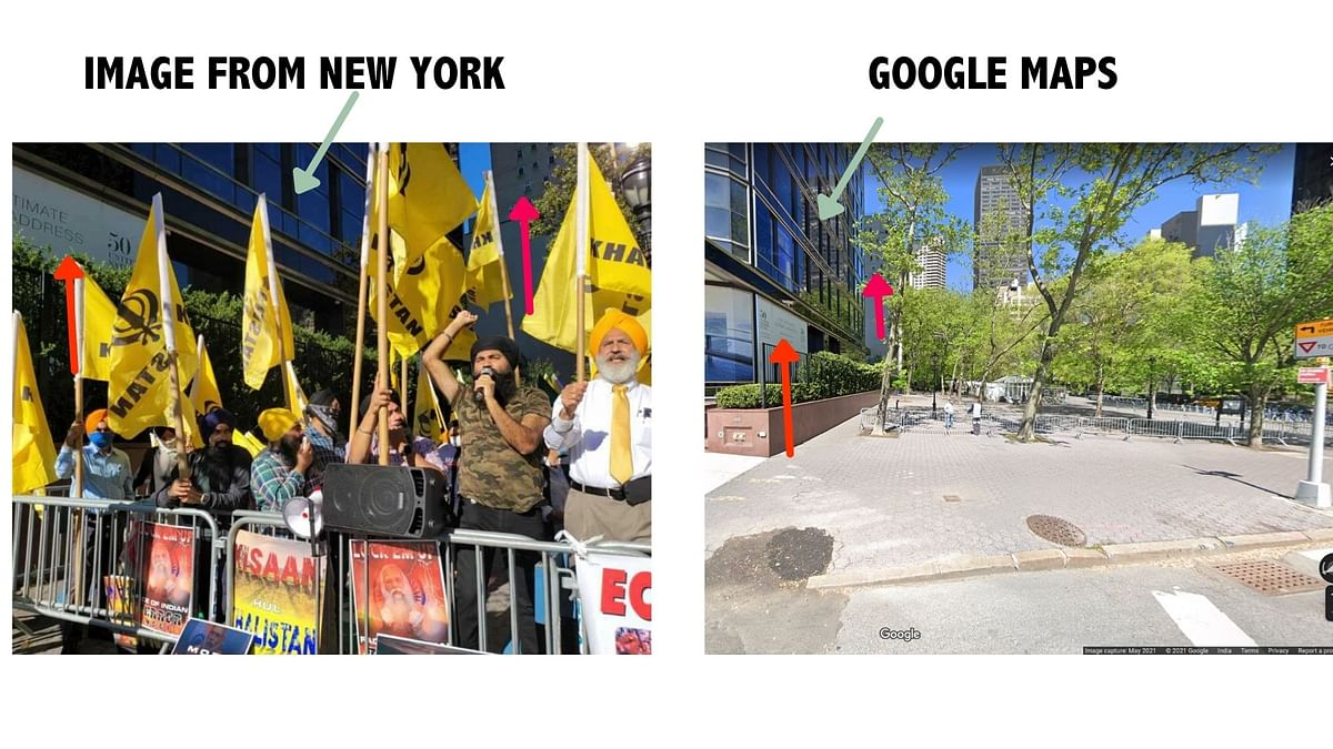 """<div class=""""paragraphs""""><p>Image created to show that the protest happened in New York.&nbsp;</p></div>"""