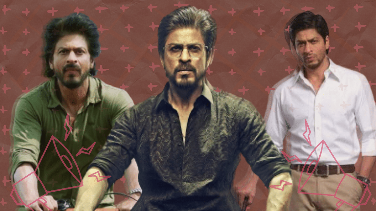 """<div class=""""paragraphs""""><p>Shah Rukh Khan rose in fame in his decades as an actor to become Bollywood's King Khan.</p></div>"""