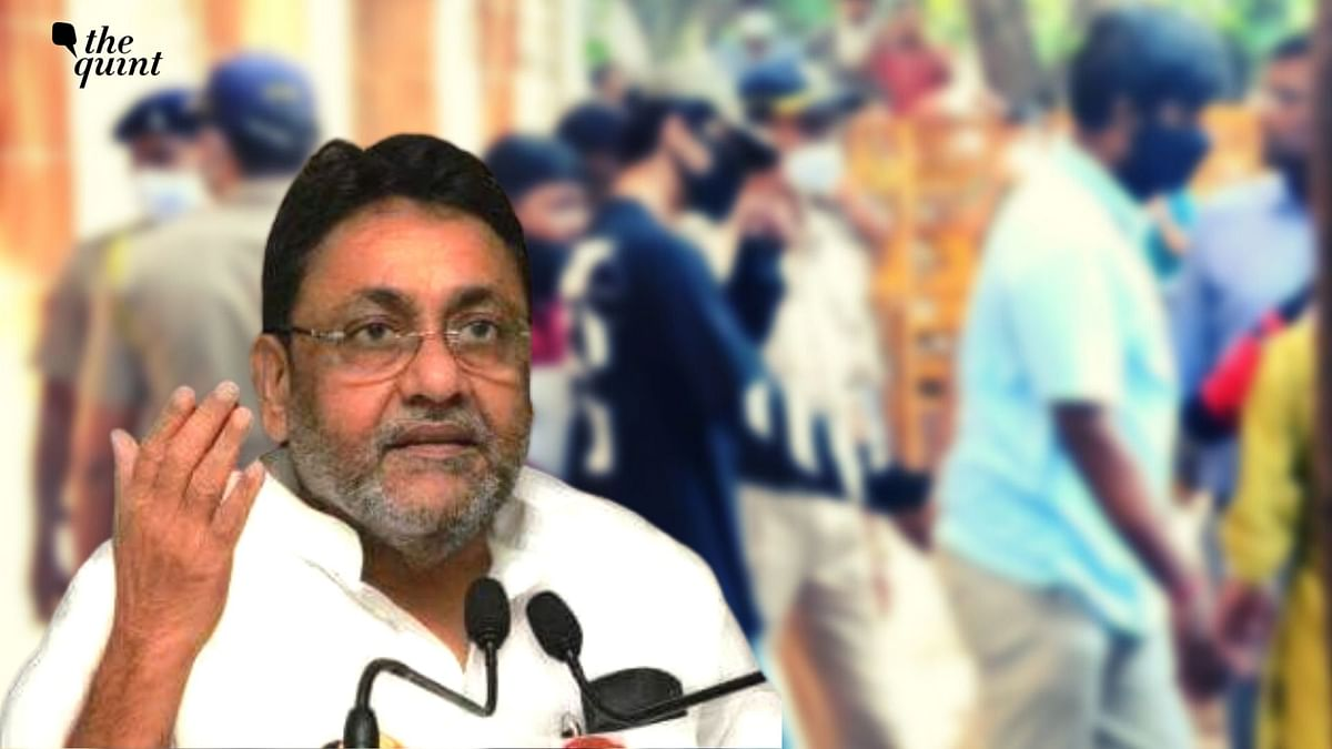 NCB Freed BJP Leader's Relative After Calls from Delhi, Maharashtra: Nawab Malik