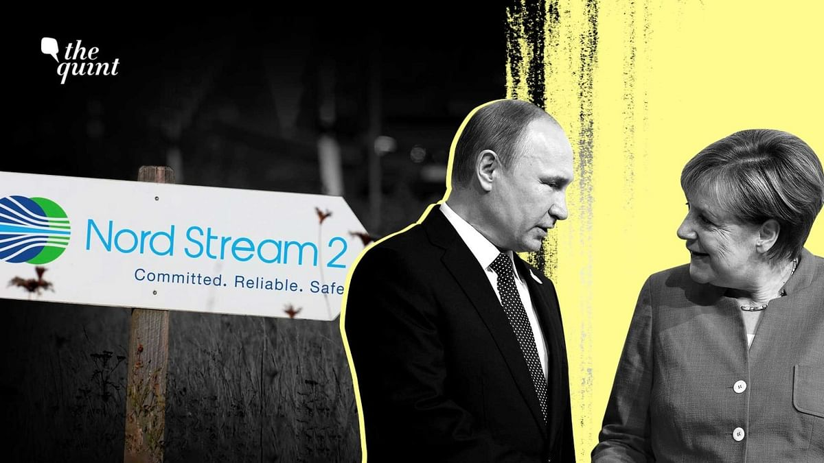 Russia's Nord Stream 2: The Gas Pipeline That Germany Wants But Europe Doesn't