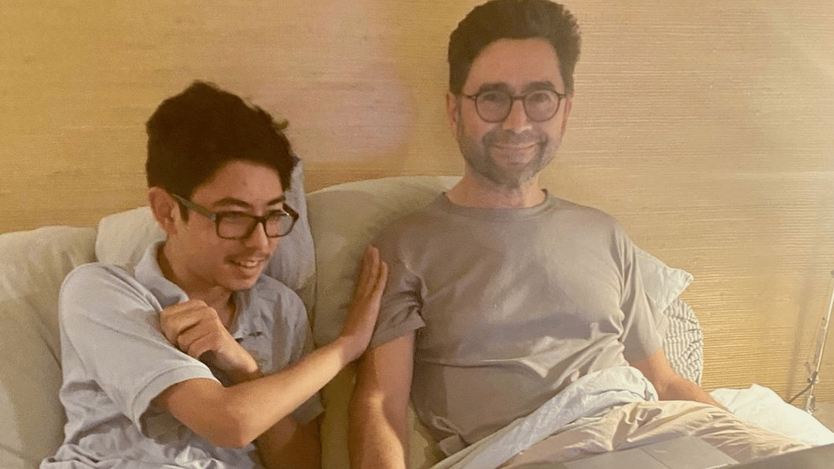 Nobel Prize Laureate Finds Out He Won While in Bed, Check Out Viral Picture Here