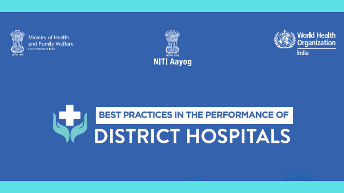 District Hospitals Have Avg 24 Beds Per 1 Lakh People: NITI Aayog Report