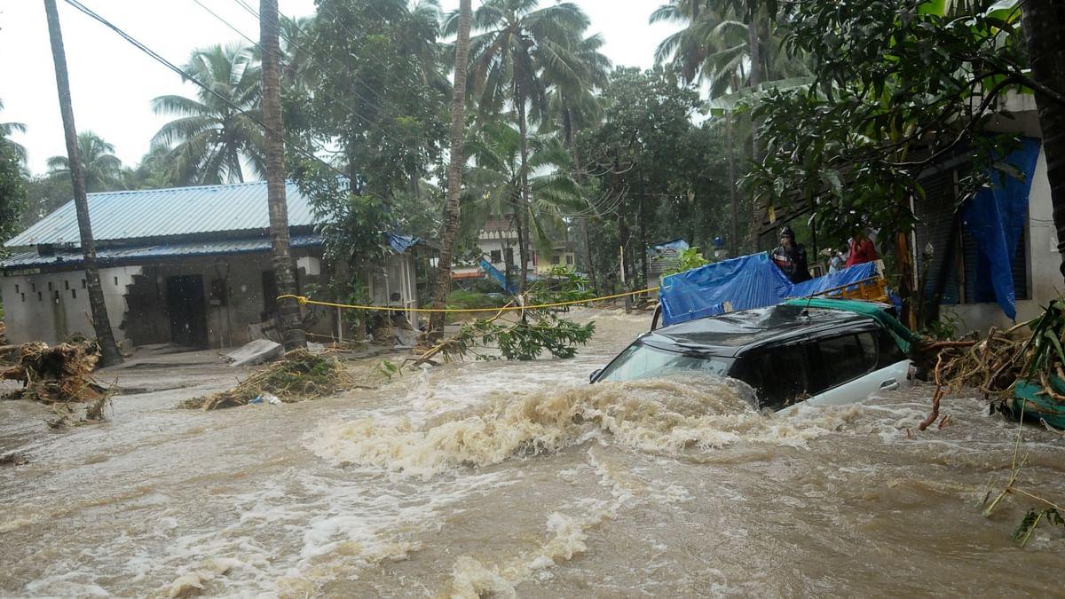 "<div class=""paragraphs""><p>Heavy rain has caused havoc in Kerala over the past few days.&nbsp;</p></div>"