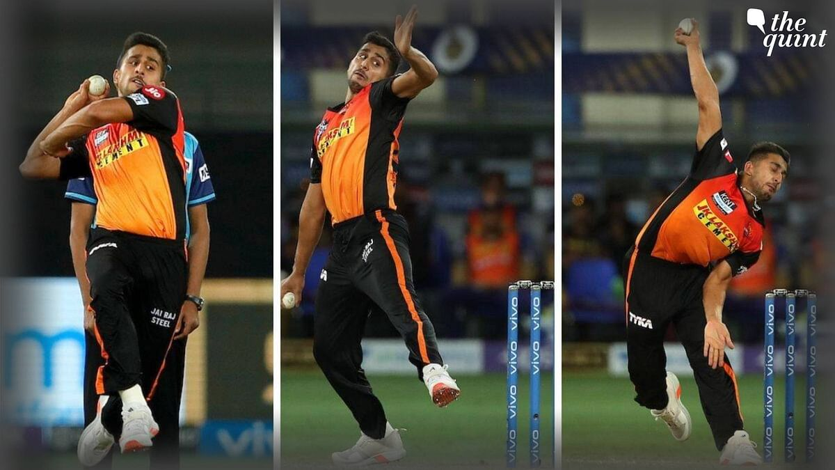 """<div class=""""paragraphs""""><p>Once out of the play-off, SunRisers Hyderabad decided to test him out in the match and, he has been unstoppable since then.</p></div>"""