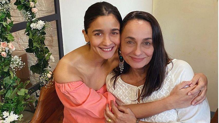 Love You Little Mama Birdie: Alia Bhatt's Birthday Wish for Soni Razdan