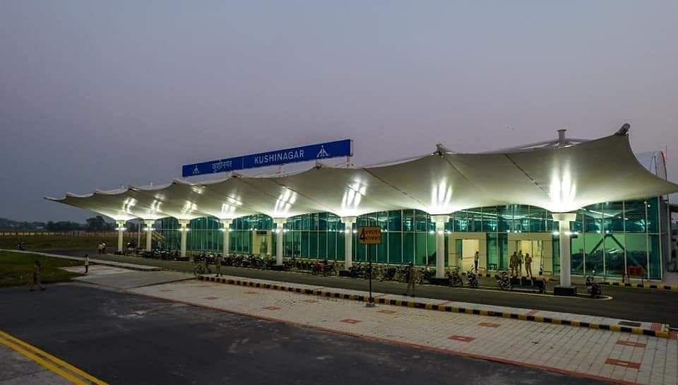 PM Modi To Inaugurate Kushinagar International Airport in Uttar Pradesh Tomorrow