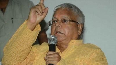 Lalu Yadav Returns to Patna, Mocks Congress Party in Run Up to Bihar Bypolls