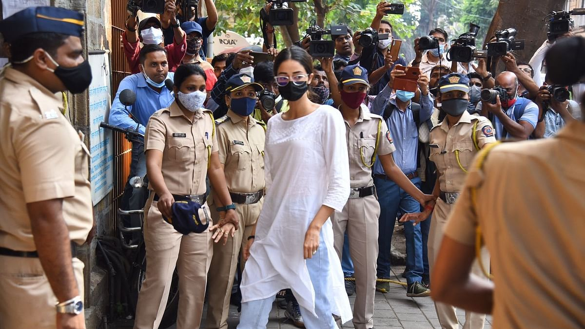 Mumbai Drugs Case: Ananya Panday Leaves NCB Office, Summoned Again On Friday