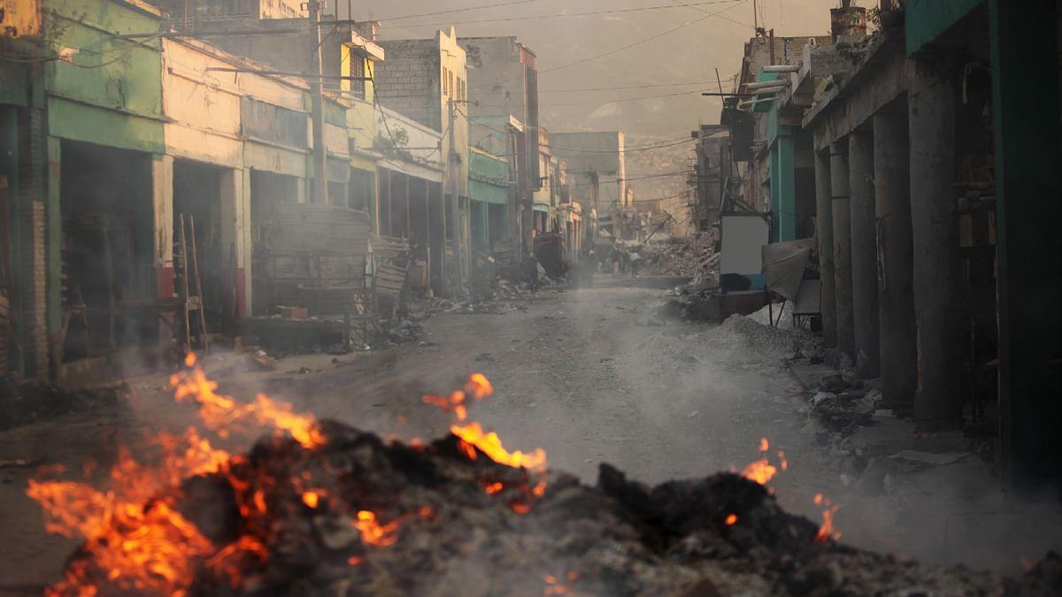 Armed Gang 400 Mazowo Kidnaps 17 Missionaries and Family Members in Haiti