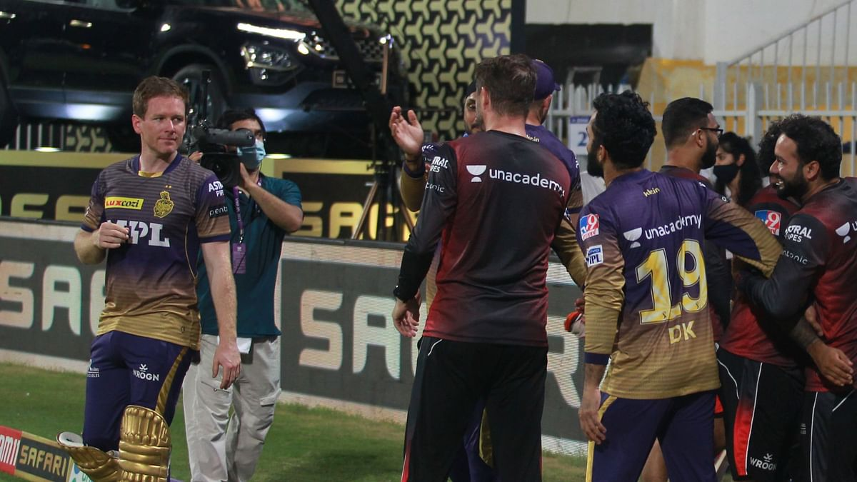 Eoin Morgan Credits Backroom Staff For The Rise of KKR's Young Stars