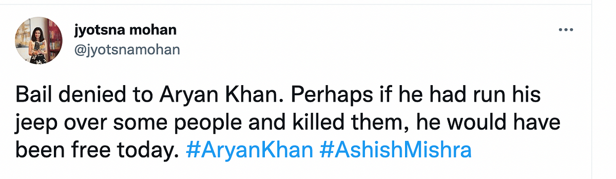 'How Many Did He Kill?': Twitter Reacts to Court Denying Aryan Khan Bail