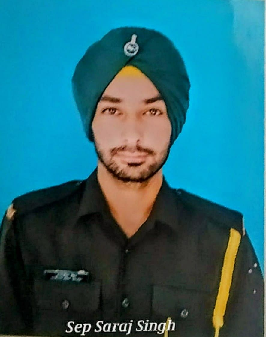 A New Father, a New Husband, a Sena Medallist: The 5 Army Men Killed in Poonch