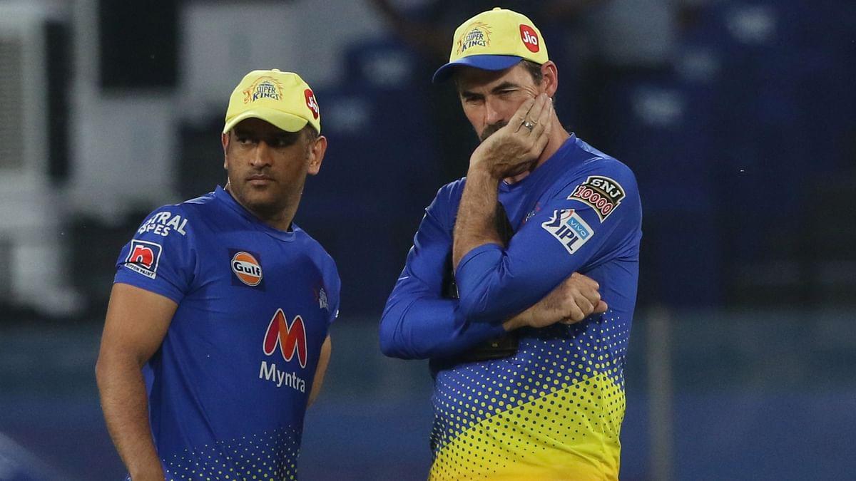 "<div class=""paragraphs""><p>CSK coach Stephen Fleming spoke about MS Dhoni's decision to go out to bat in the match vs Delhi.</p></div>"