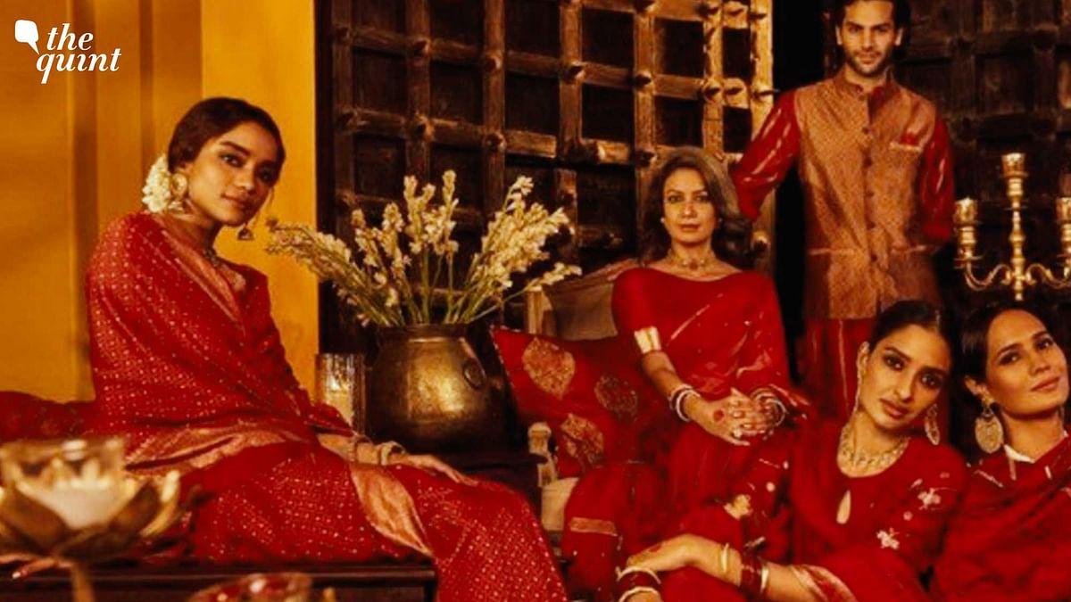 "<div class=""paragraphs""><p>BJP Yuva Morcha President Tejasvi Surya has stirred a controversy over FabIndia's new ad terming Diwali a 'Jashn-e-Riwaaz' aka a celebration of tradition.</p></div>"