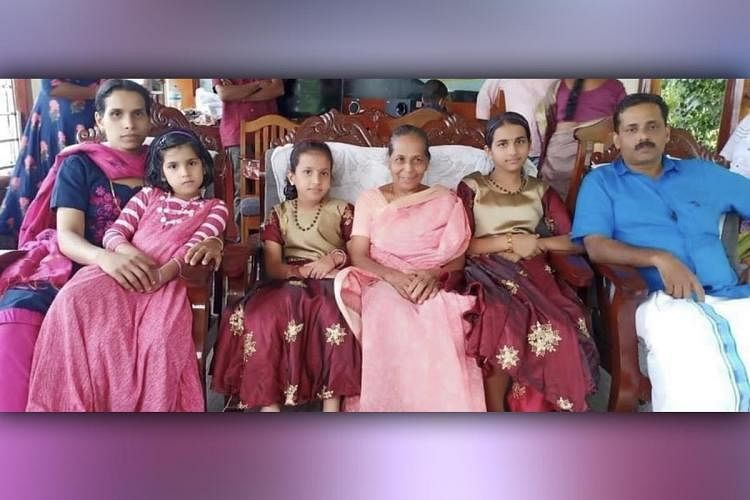 """<div class=""""paragraphs""""><p>The family lived in Koottickal, which saw landslides due to heavy rains.</p></div>"""
