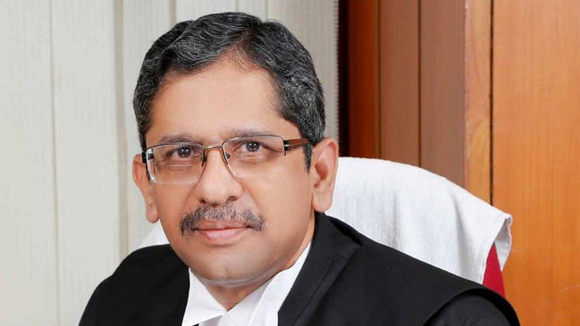 Was Thinking of Panel for Complaints Against Officials, Police: CJI NV Ramana