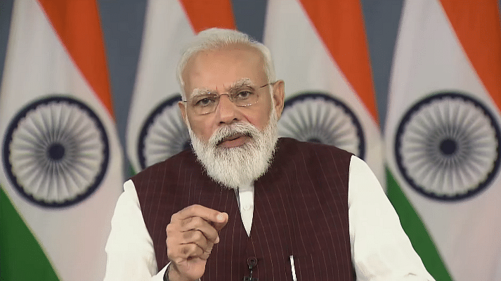 'Some Try to Damage Country's Image in Name of Human Rights Violation': PM Modi