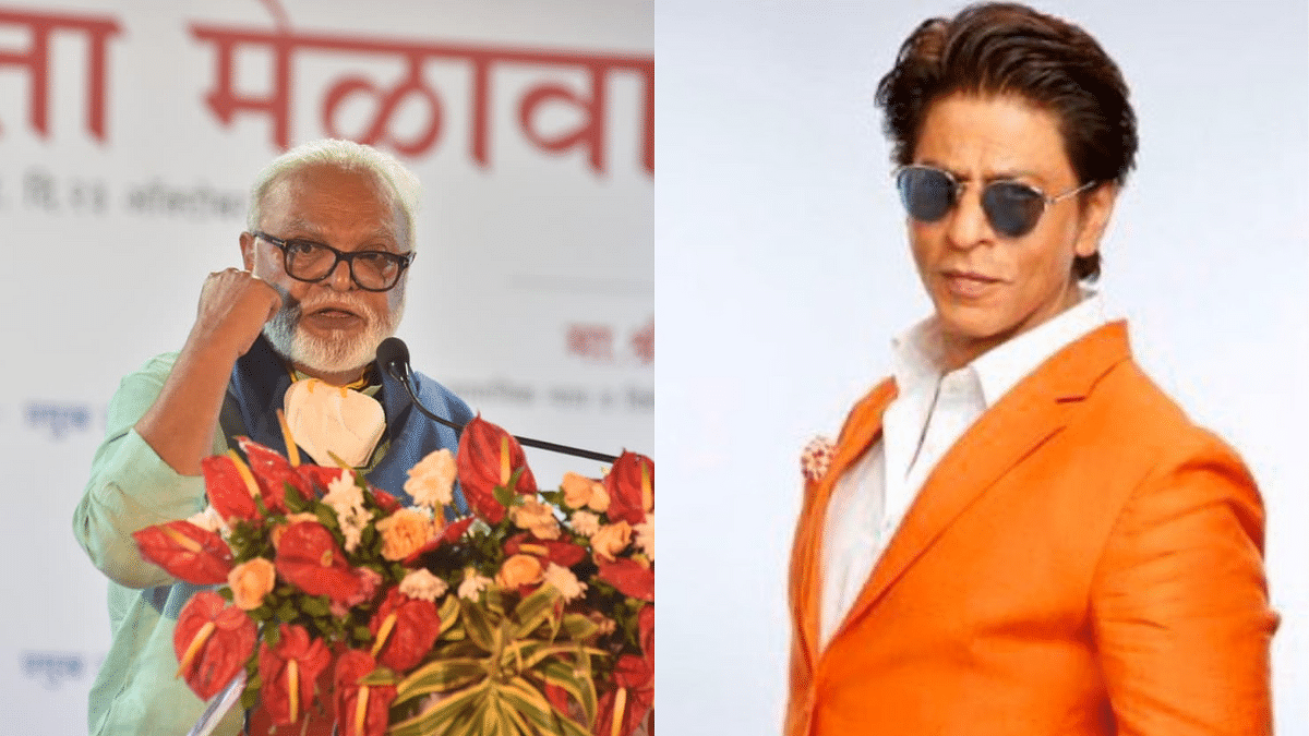 'Drugs Will Become Sugar Powder if SRK Joins BJP': Maha Minister