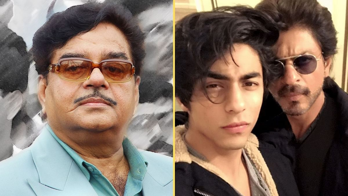 People Using Aryan to Settle Scores With Shah Rukh Khan: Shatrughan Sinha
