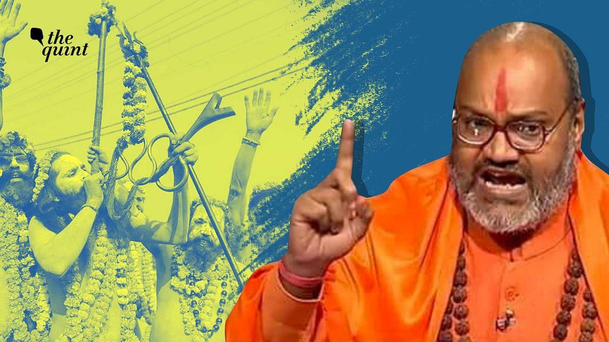 Inside Story: How Yati Narsinghanand Became Mahamandaleshwar of Juna Akhara
