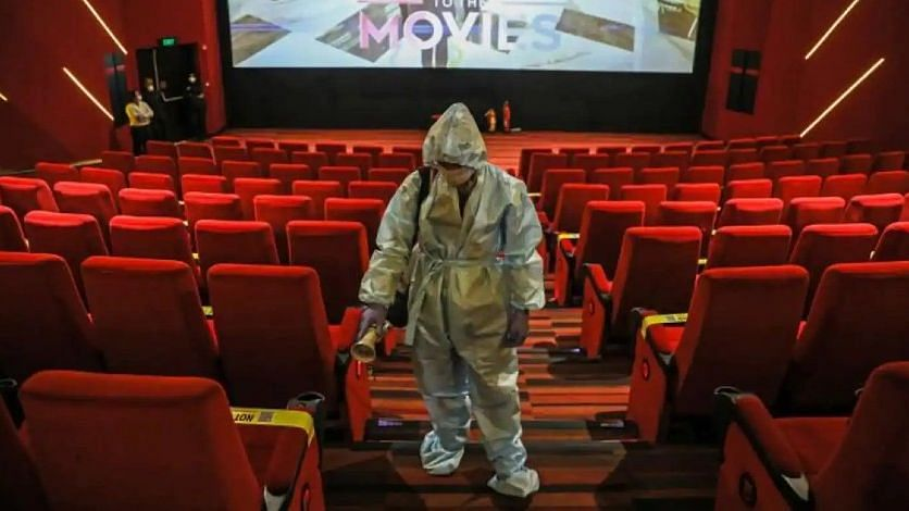 """<div class=""""paragraphs""""><p>Maharashtra cinema halls to open on 22 October. Here are the guidelines.</p></div>"""