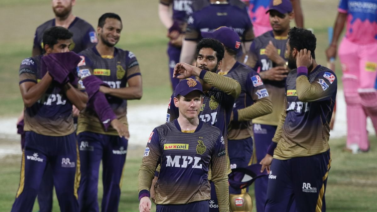 KKR All But Through to IPL Playoffs With 86-Run Win Over Rajasthan Royals