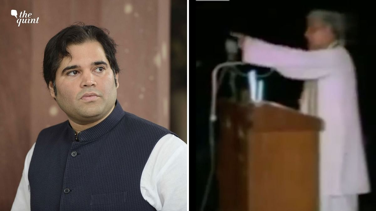 BJP Leader Varun Gandhi Takes Another Jibe at Party With Vajpayee's Old Video