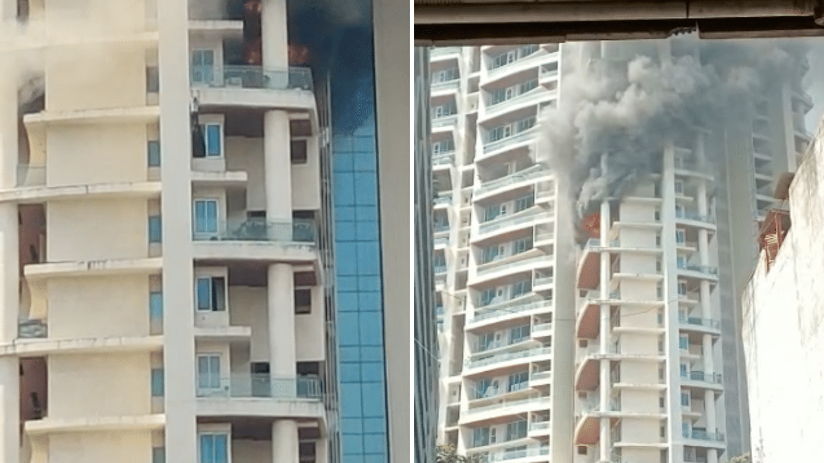 1 Dead After Fire Breaks Out on 19th Floor of High-Rise on Mumbai's Currey Road