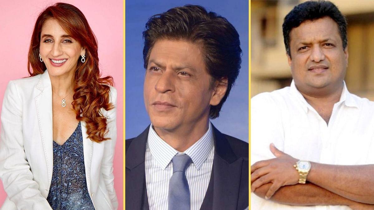 "<div class=""paragraphs""><p>Designer Farah Khan Ali and director Sanjay Gupta extend support to Shah Rukh Khan &amp; family.</p></div>"