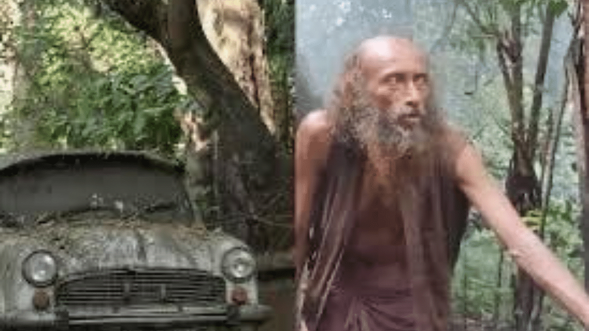Karnataka Man Lives Out of Ambassador Car Parked in the Forest for 17 Years