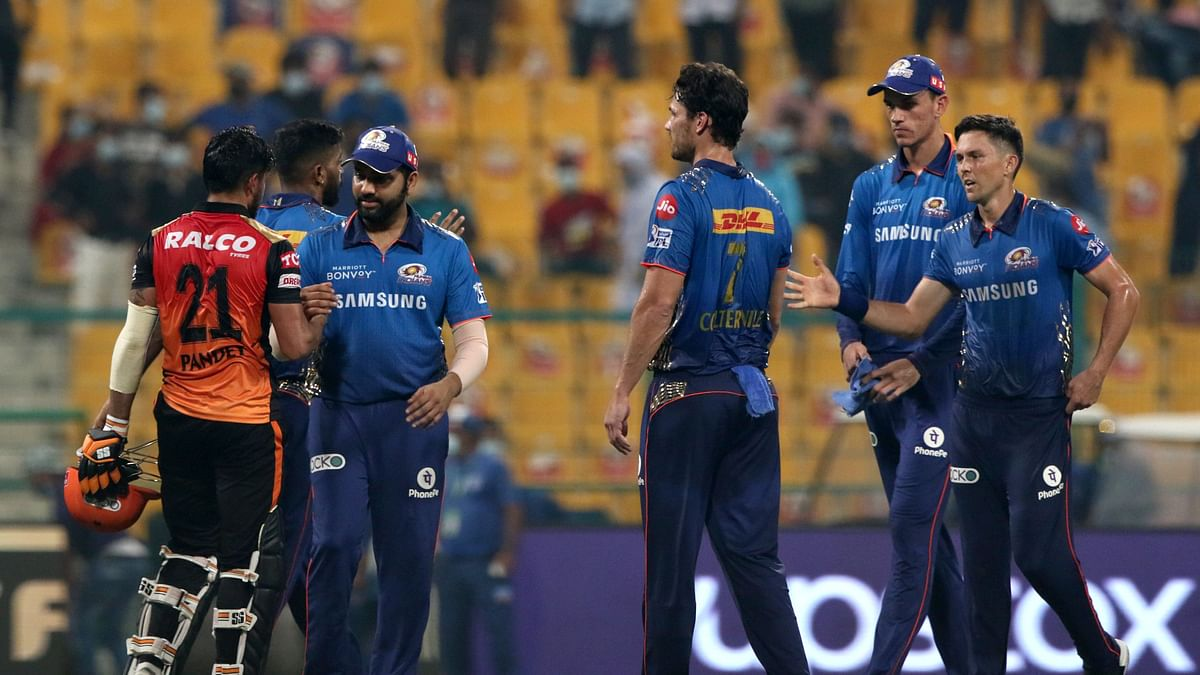 """<div class=""""paragraphs""""><p>Mumbai Indians finished fifth in IPL 2021.&nbsp;</p></div>"""