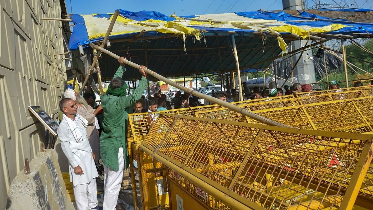 Barricades Put Up by Delhi Police, Not Farmers: BKU on SC's Observation