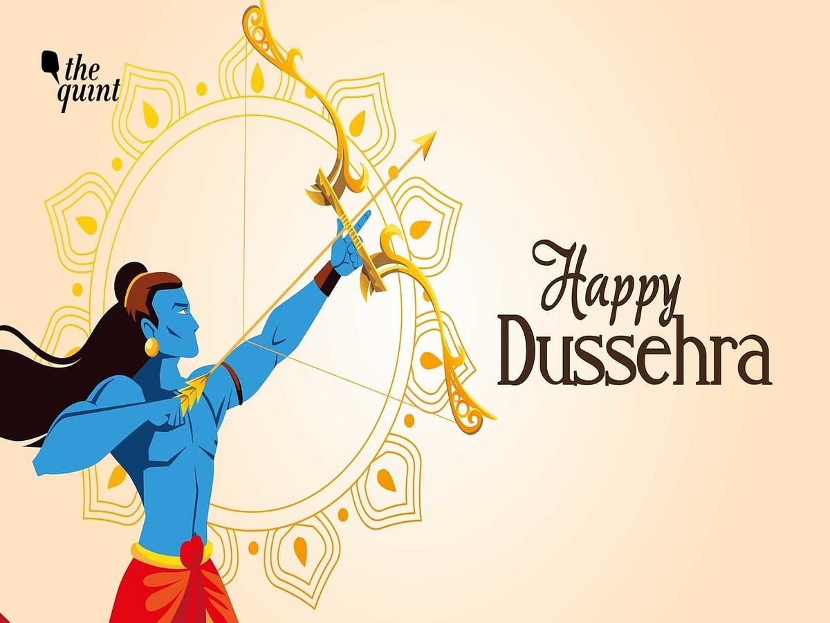 Happy Dussehra: Images with Wishes for Vijayadashami 2021