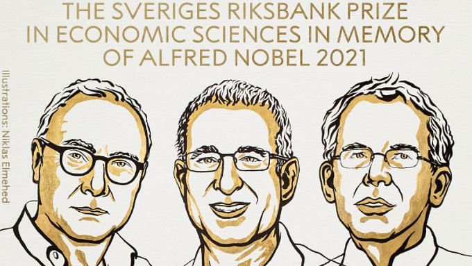 Nobel Prize in Economic Sciences 2021: Card, Angrist, and Imbens Win the Award