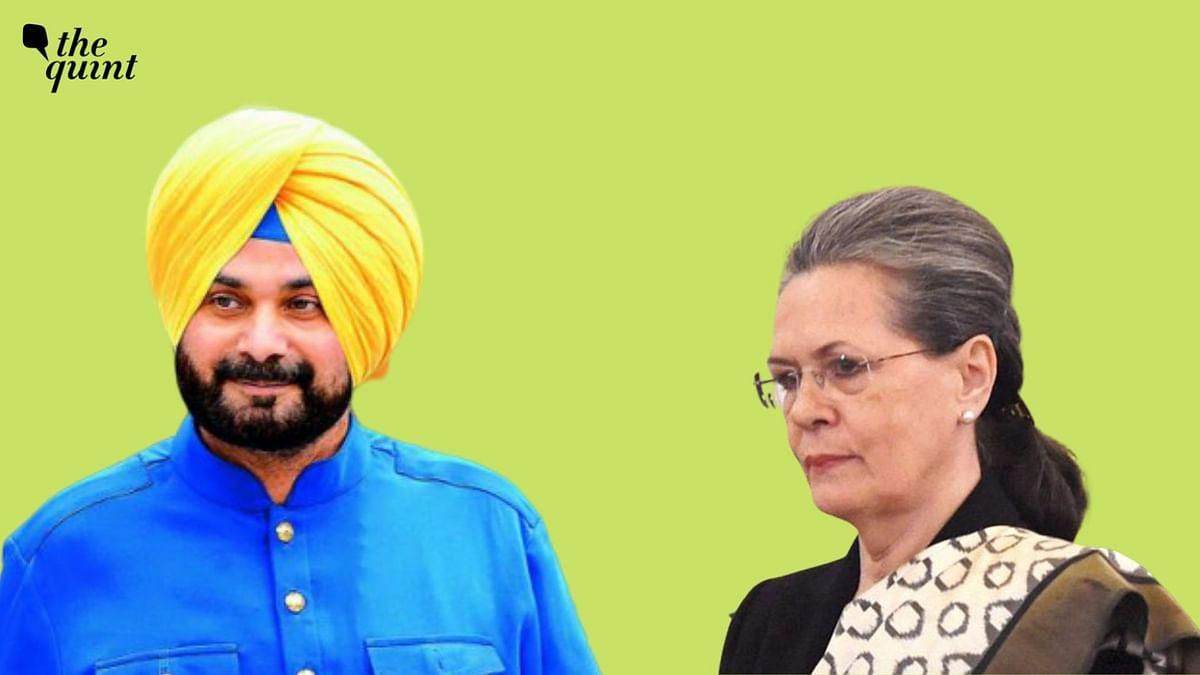 'Punjab's Last Chance for Resurrection': Sidhu Writes to Sonia, Seeks Meeting