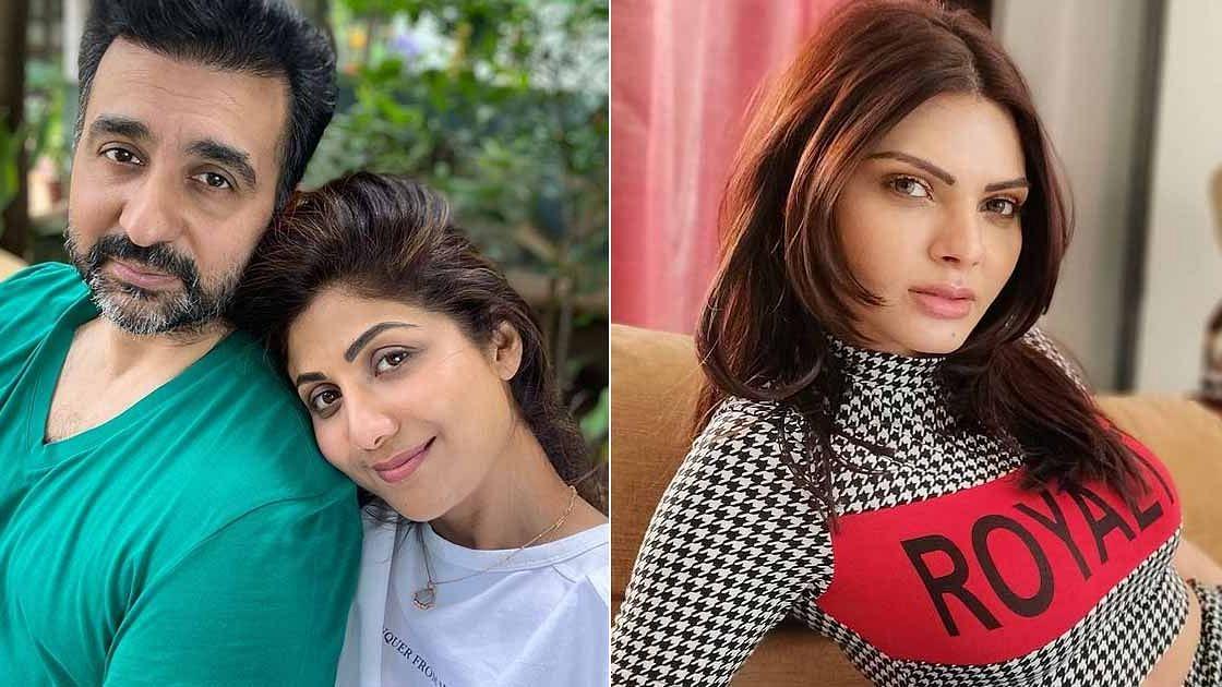 Sherlyn Chopra Files Complaint Against Shilpa Shetty & Raj Kundra; Couple Reacts