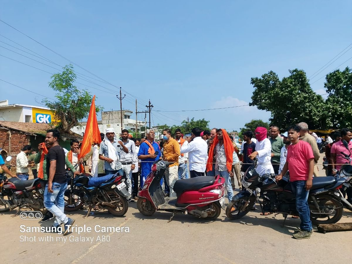 """<div class=""""paragraphs""""><p>On Sunday, 3 October, people near Loahara Naka Chowk in Kawardha of Chhattisgarh witnessed an altercation that two days later turned into a riot.</p></div>"""