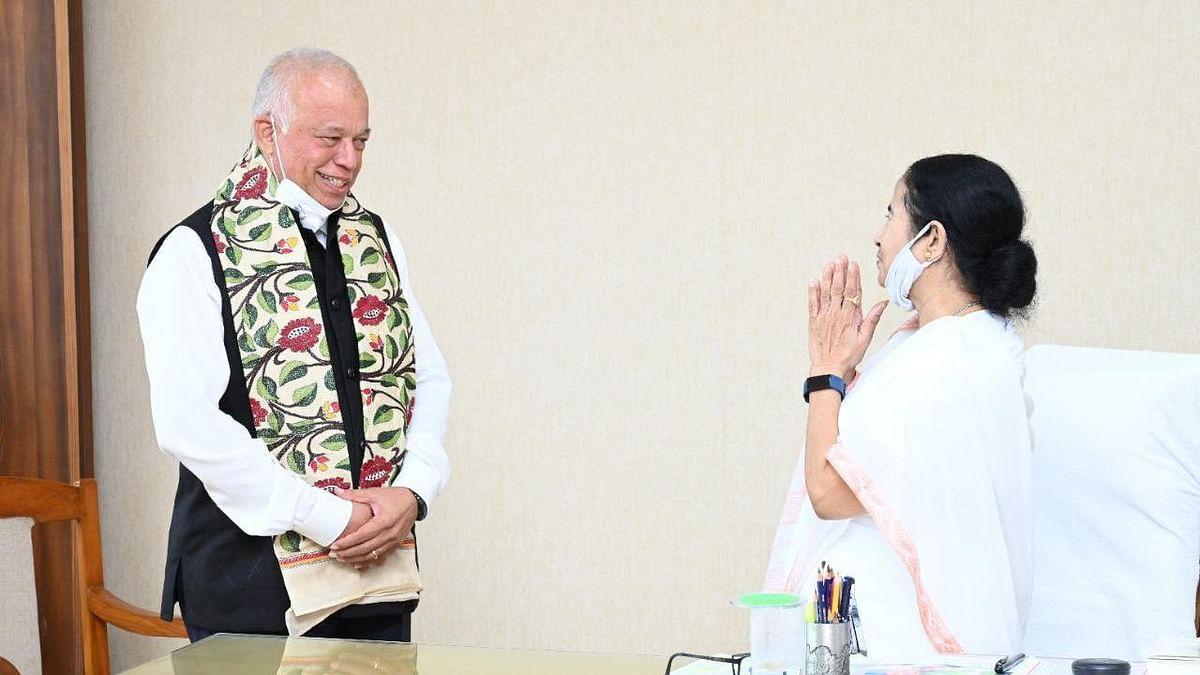 Former Goa CM Luizinho Faleiro Appointed as Trinamool's National Vice President