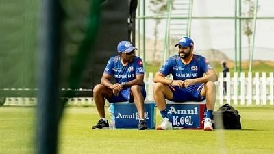 """<div class=""""paragraphs""""><p>Rohit Sharma and Mumbai Indians have their task cut out.</p></div>"""
