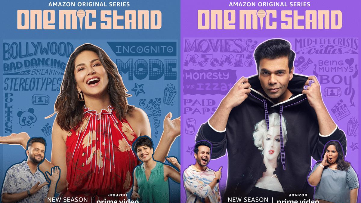 Karan Johar, Raftaar, Sunny Leone to Feature in One Mic Stand Season 2