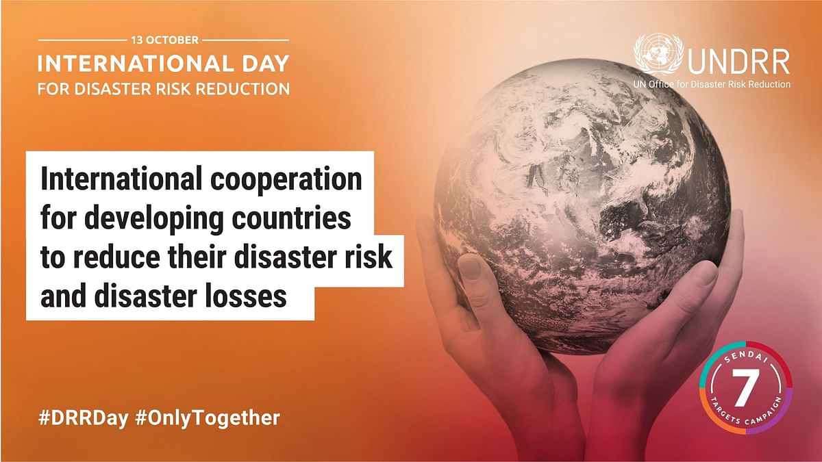"""<div class=""""paragraphs""""><p>International Day for Disaster Risk Reduction is observed annually on 13 October.</p></div>"""