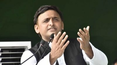 SP Could Win 400 Seats in UP, 'Fake Baba' & BJP Will Be Removed: Akhilesh Yadav