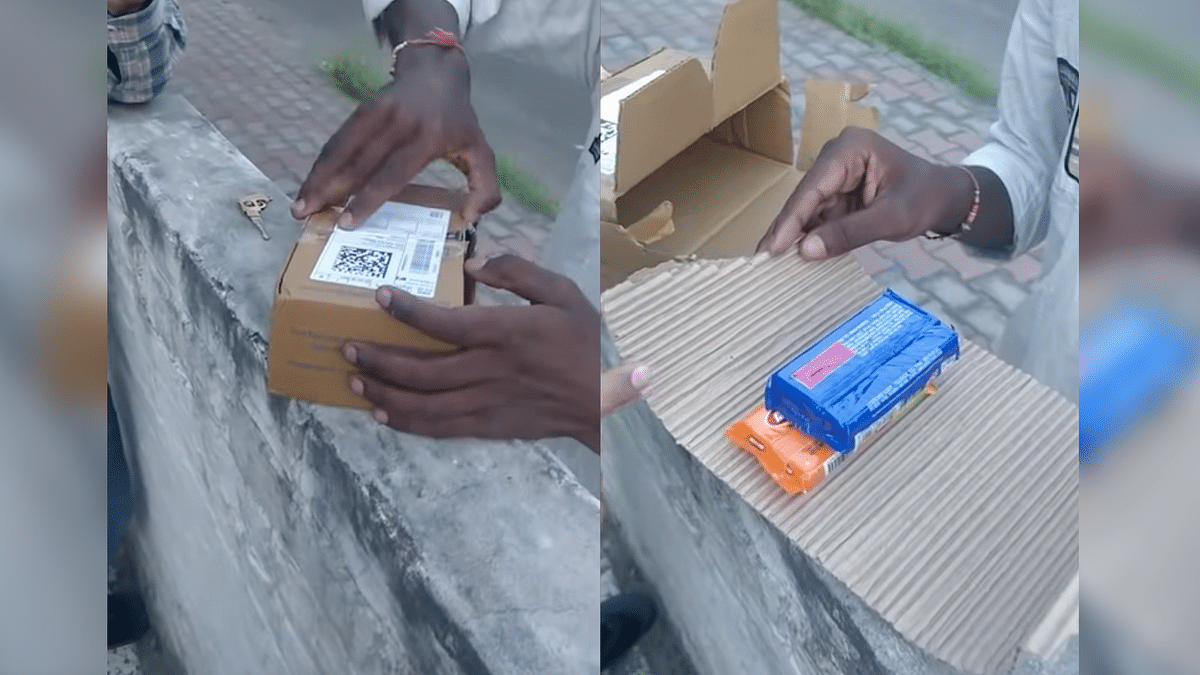 Customer Orders iPhone 12 Worth Rs 53,000, Gets Soap Bars Instead