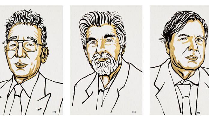 Syukuro Manabe, Klaus Hasselmann, and Giorgio Parisi Win Nobel Prize for Physics