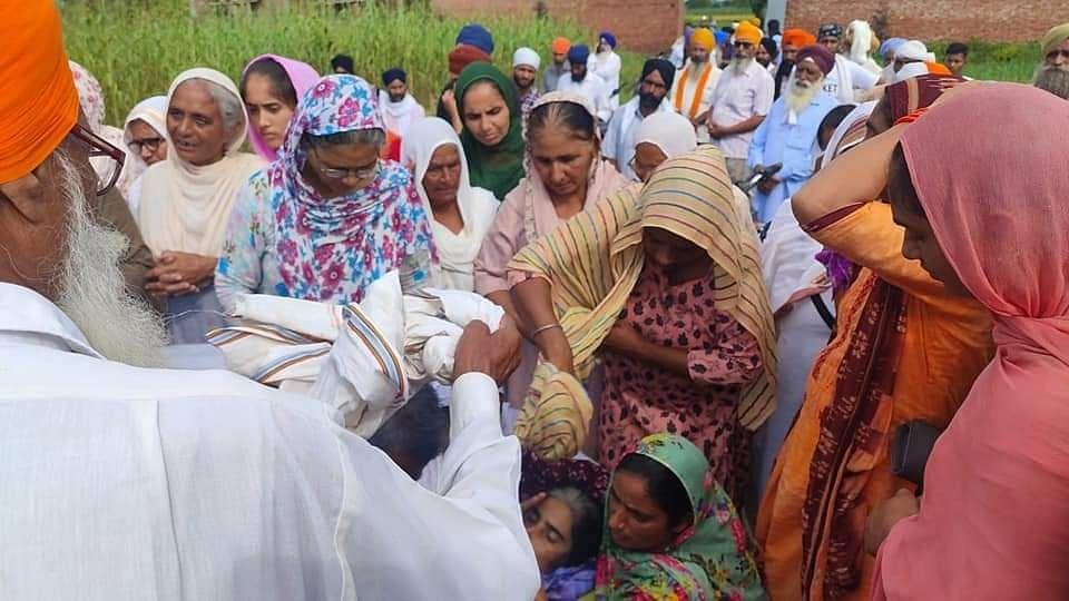 Lakhimpur Unrest   'Need Justice, Not Help': Slain Farmer Lovepreet's Sister