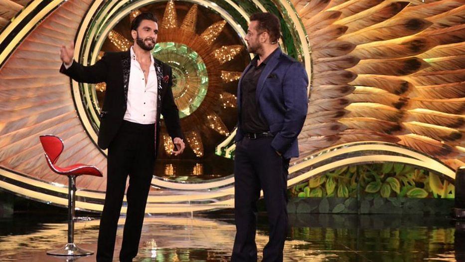Bigg Boss 15 Premiere: Ranveer Singh Joins Salman Khan to Promote His New Show