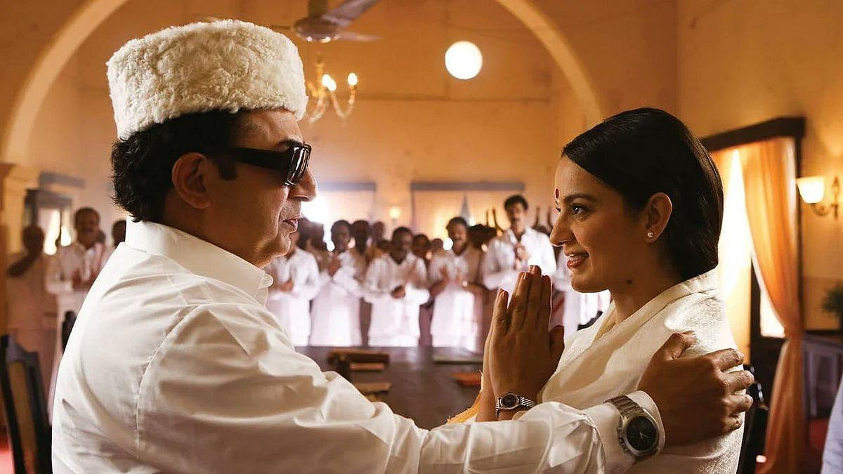 "<div class=""paragraphs""><p>Kangana Ranaut-starrer <em>Thalaivii</em> is the latest film on Jayalalithaa.</p></div>"