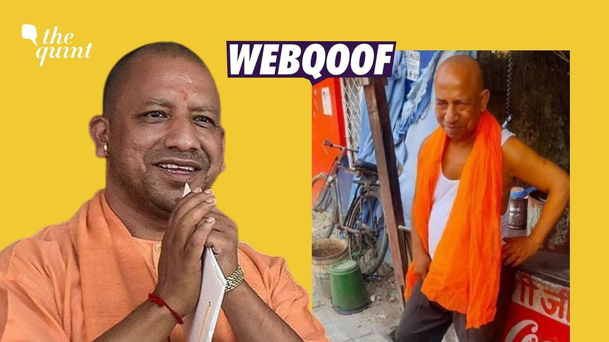 Man in Viral Image Misidentified as UP CM Yogi Adityanath's Elder Brother