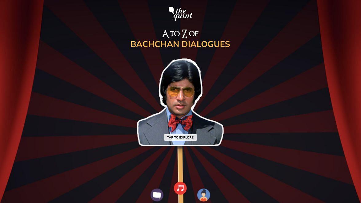 "<div class=""paragraphs""><p>The Amitabh Bachchan Digital Museum.</p></div>"